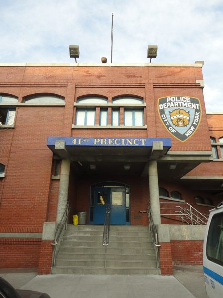 Crime way down in Hunts Point in 2017