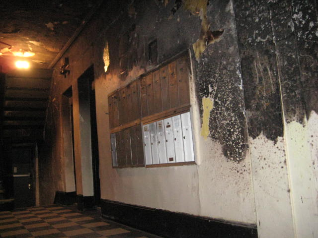 Longwood fire exposes building's problems