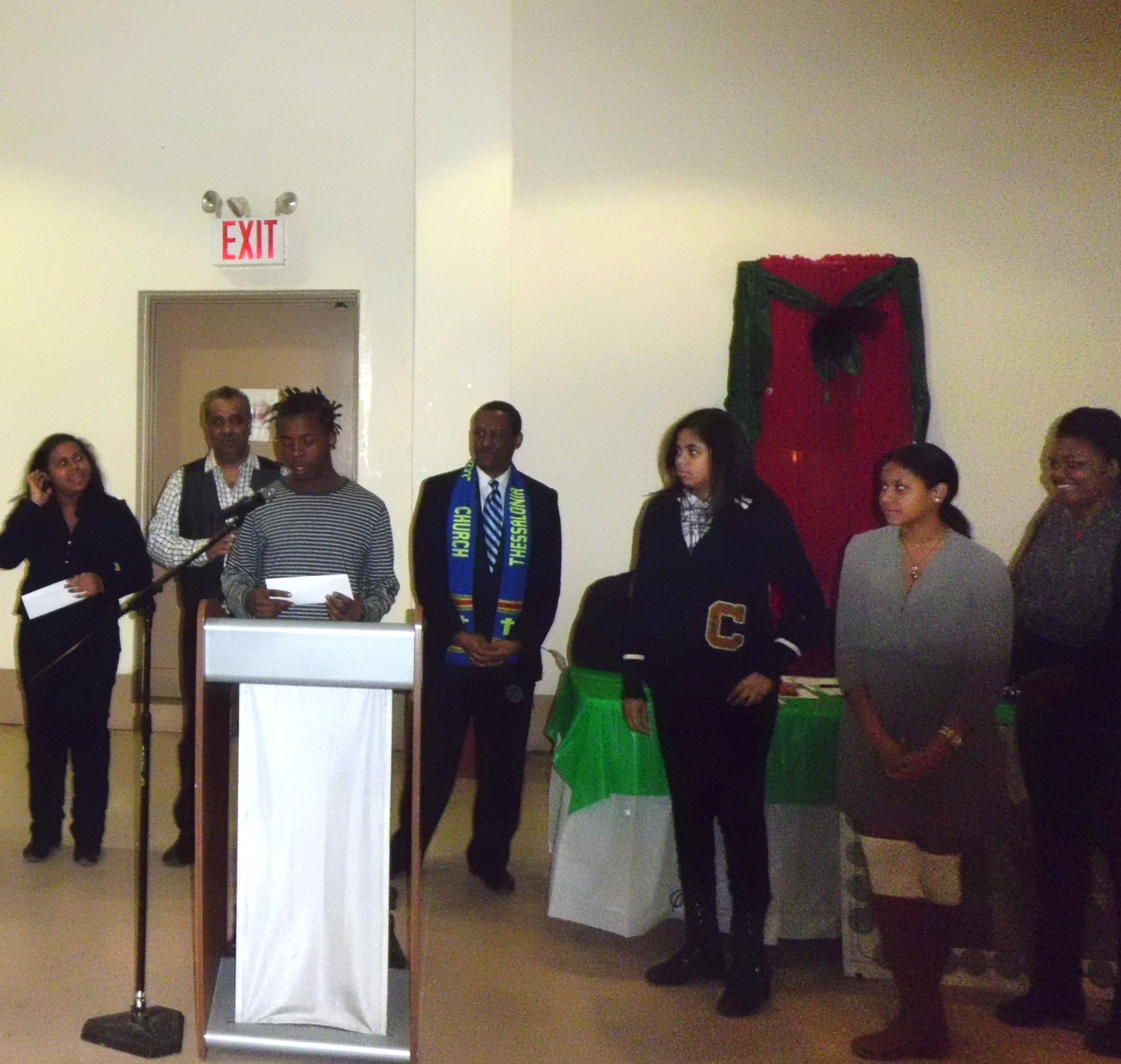 Five Hunts Point young people honored