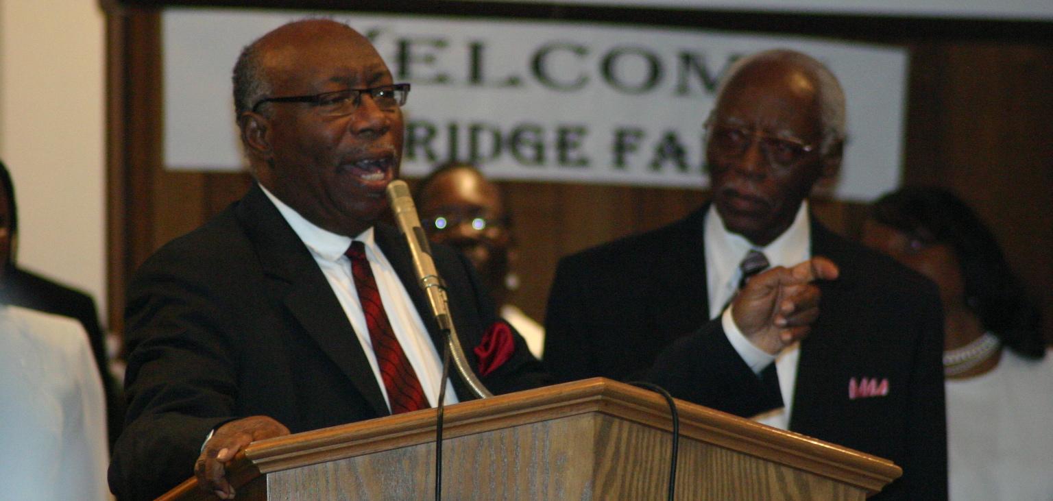 Rev. Shellie Sampson dead at 73