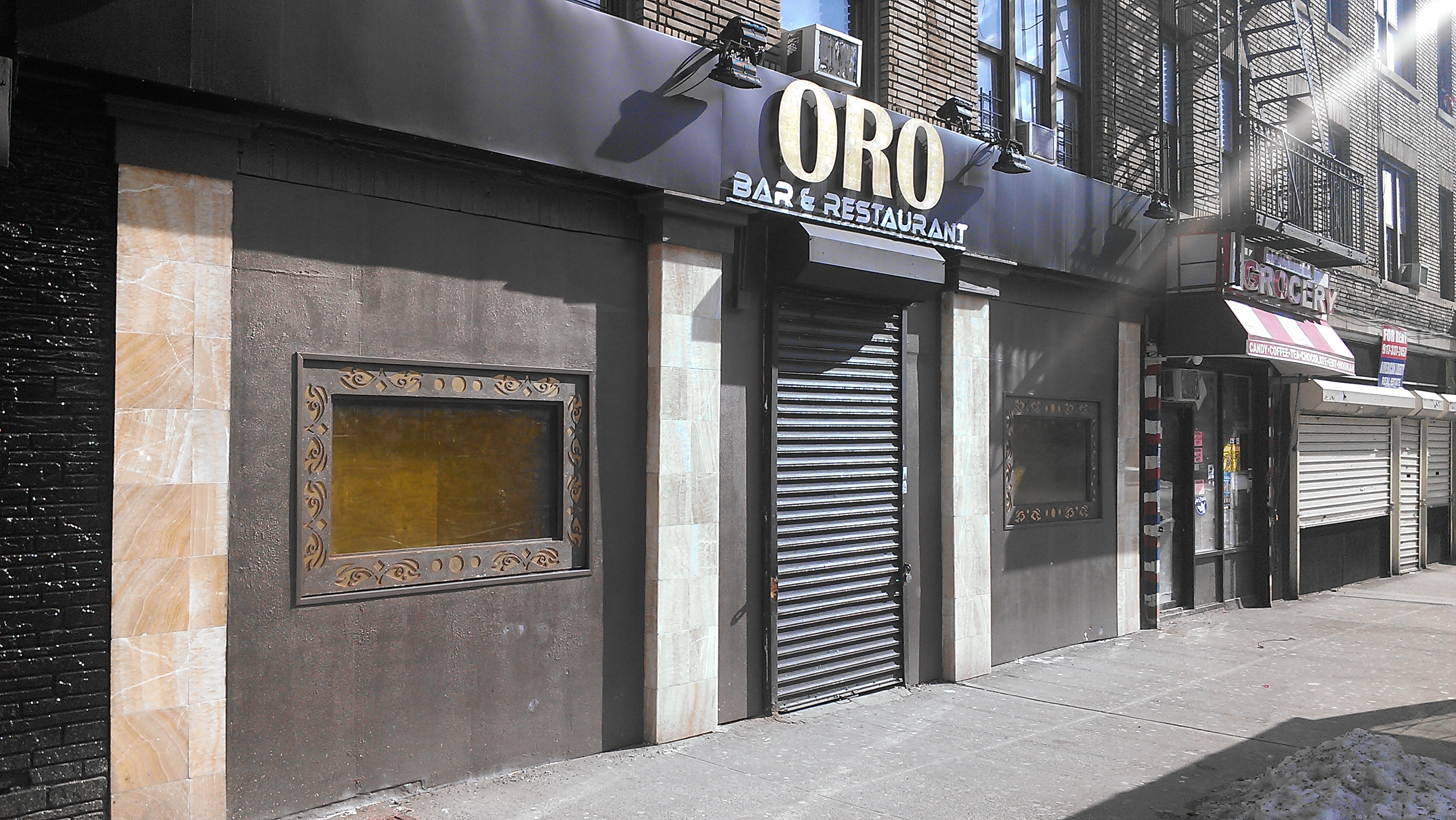 Community board demands bars shape up