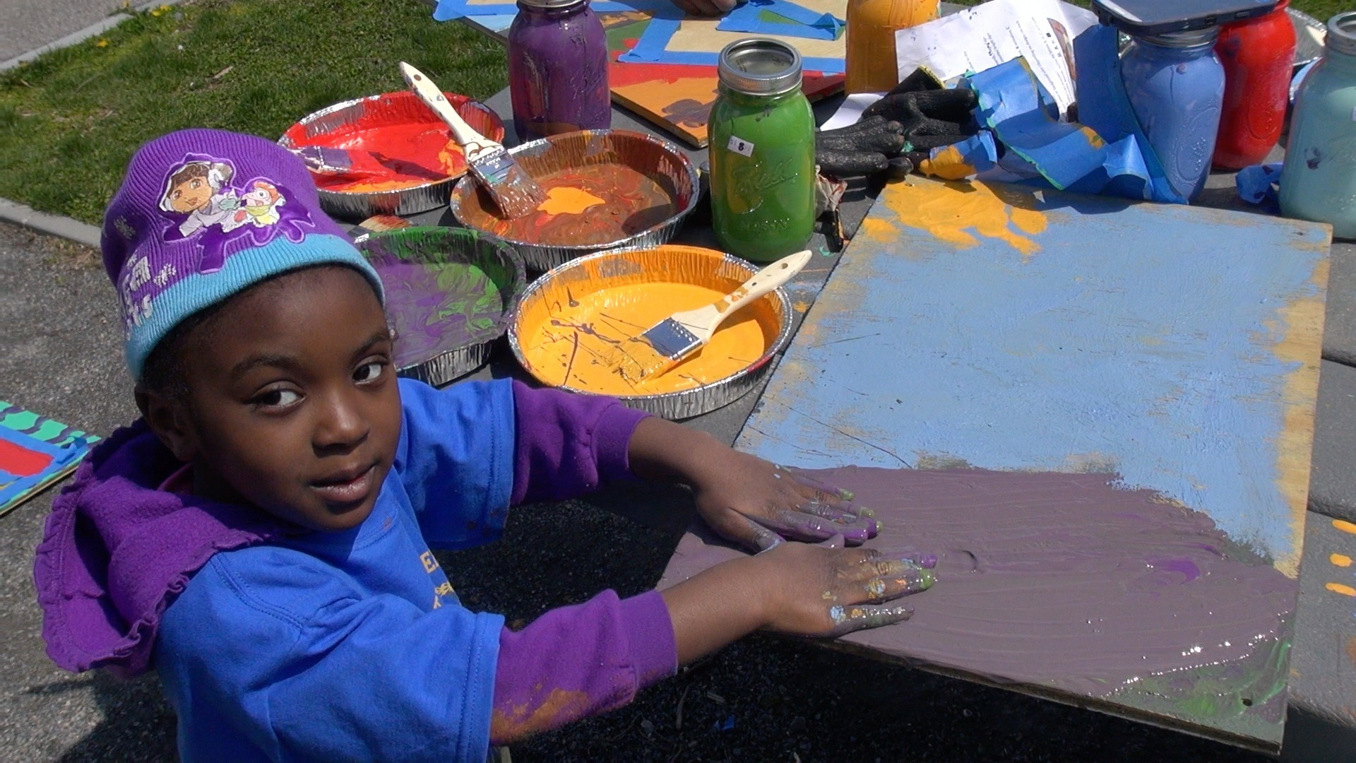 Hunts Point gets a gift for Earth Day