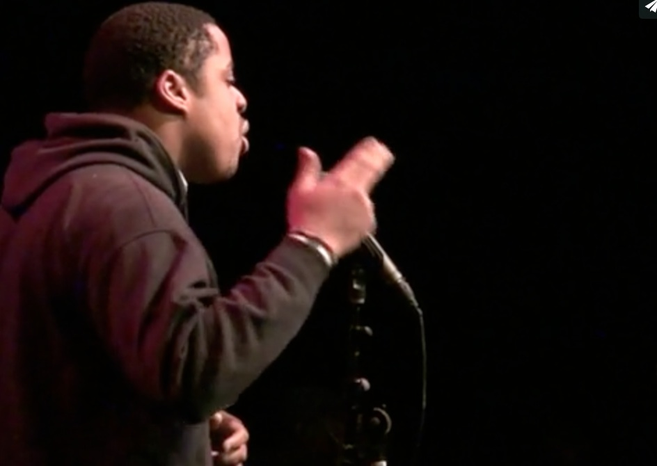 Young poets slam at The Point