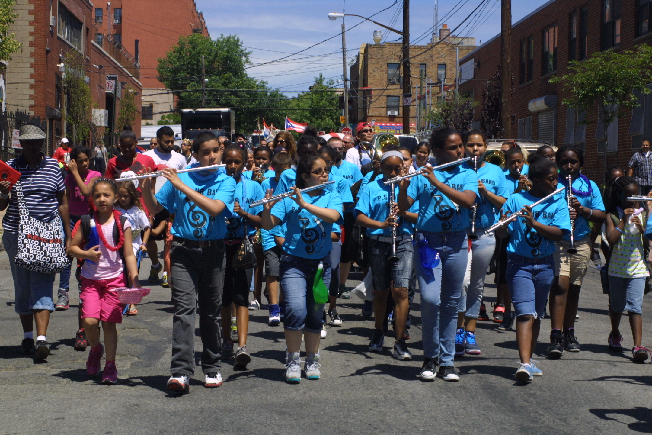 11th Annual Fish Parade highlights youth
