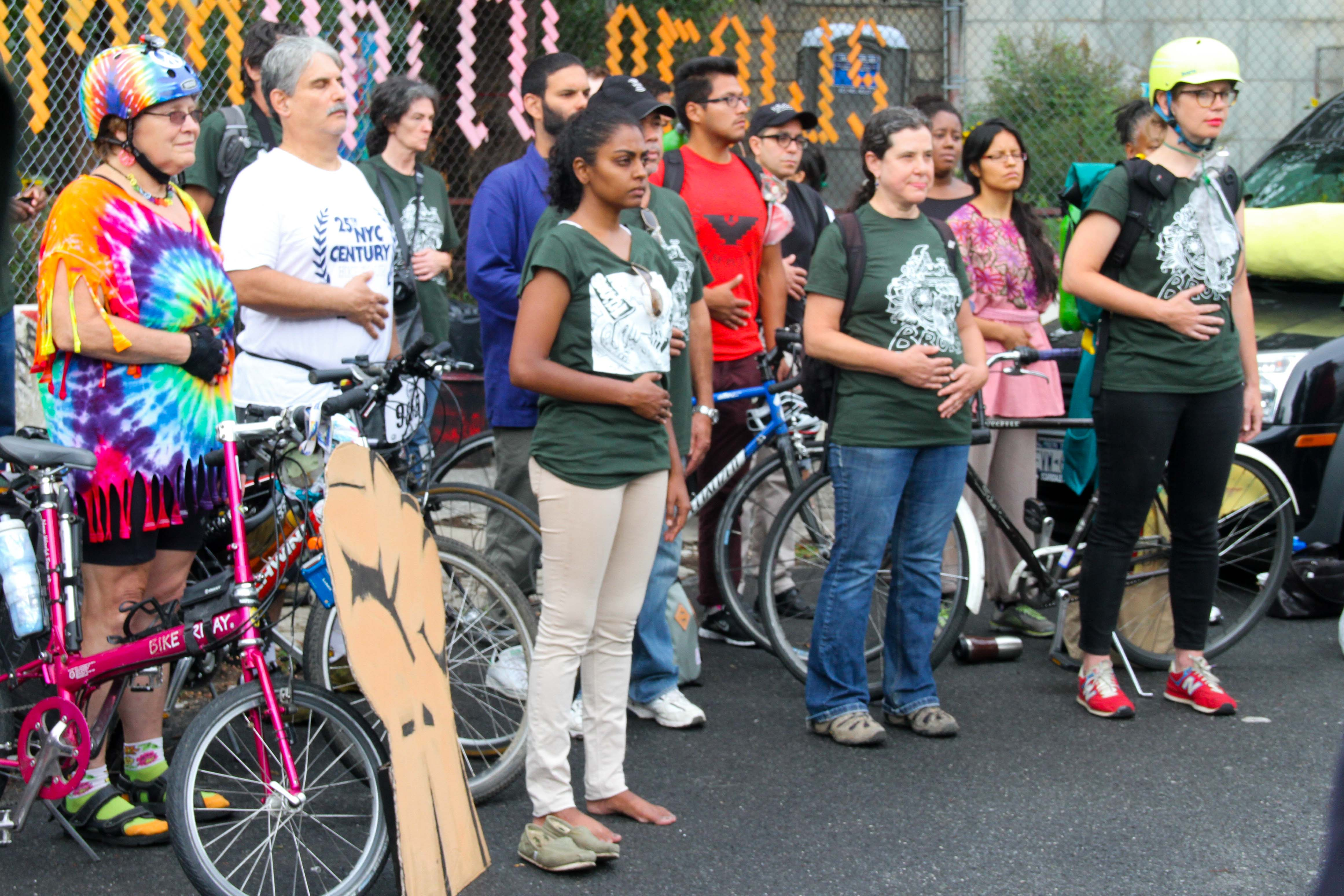 Hunts Point groups join historic climate march