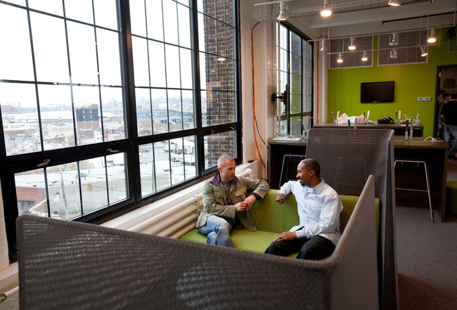 Startups find room to grow in BankNote