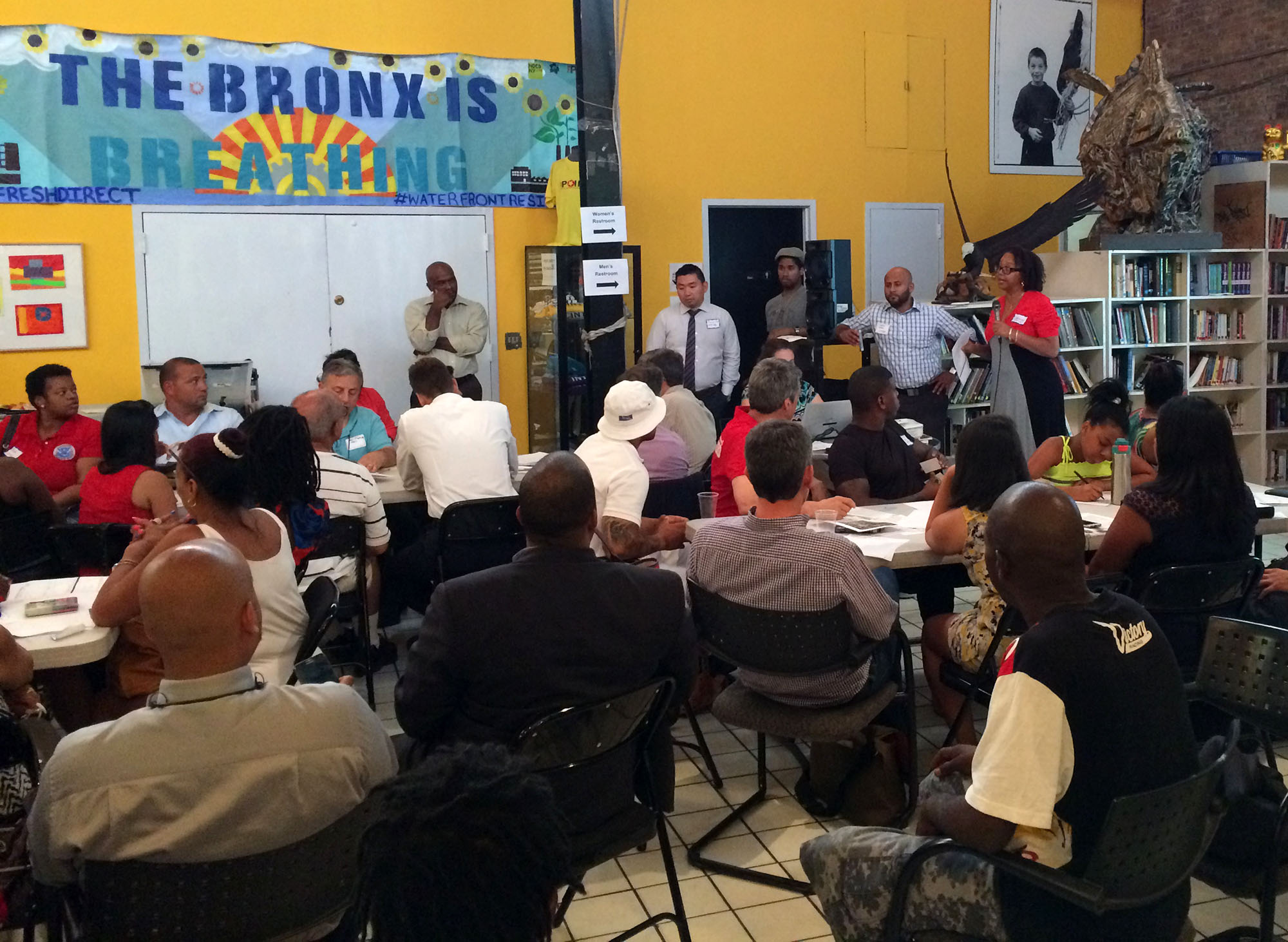 Hunts Point debates Spofford's fate