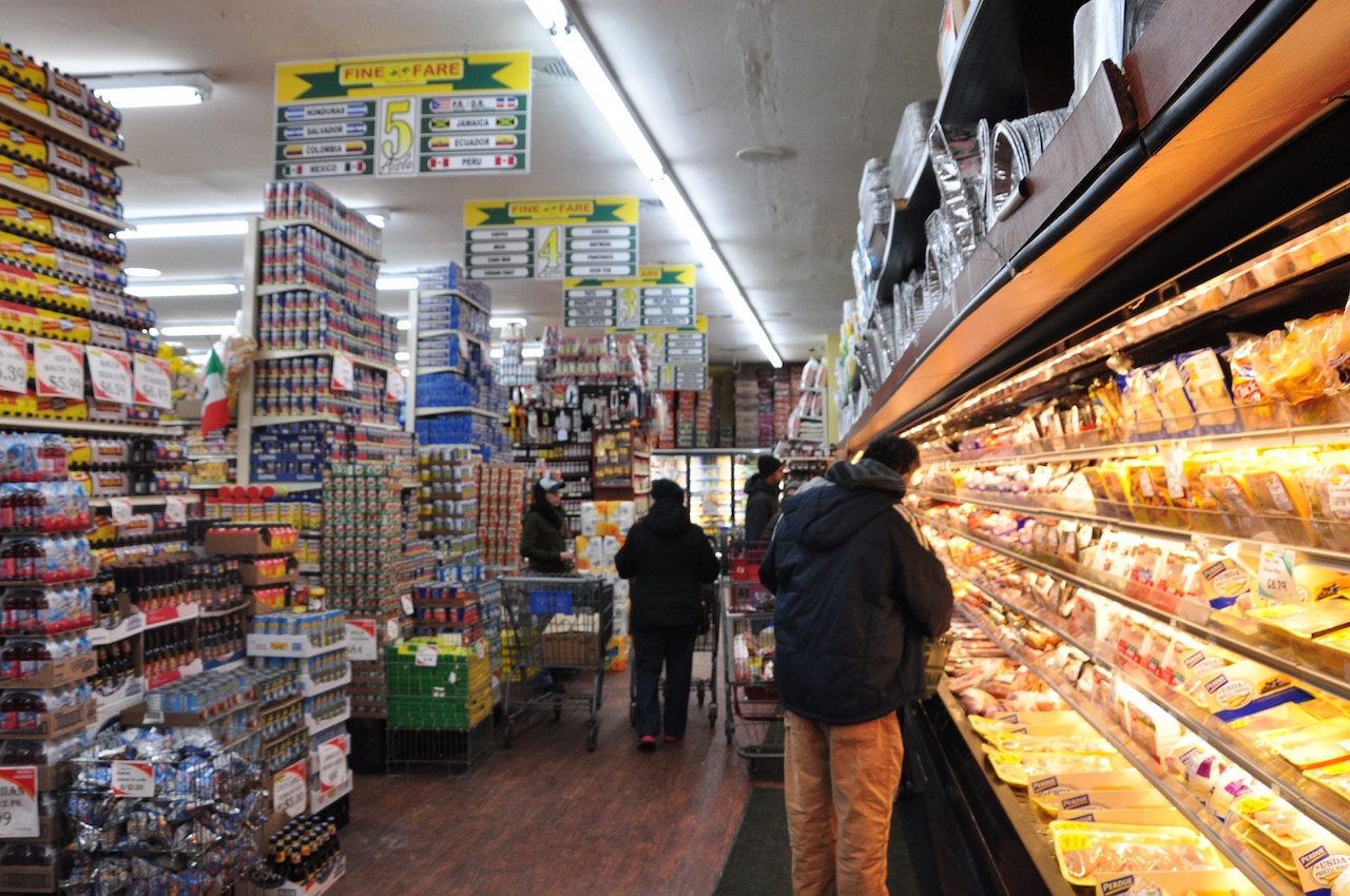 Healthy food remains scarce in local stores