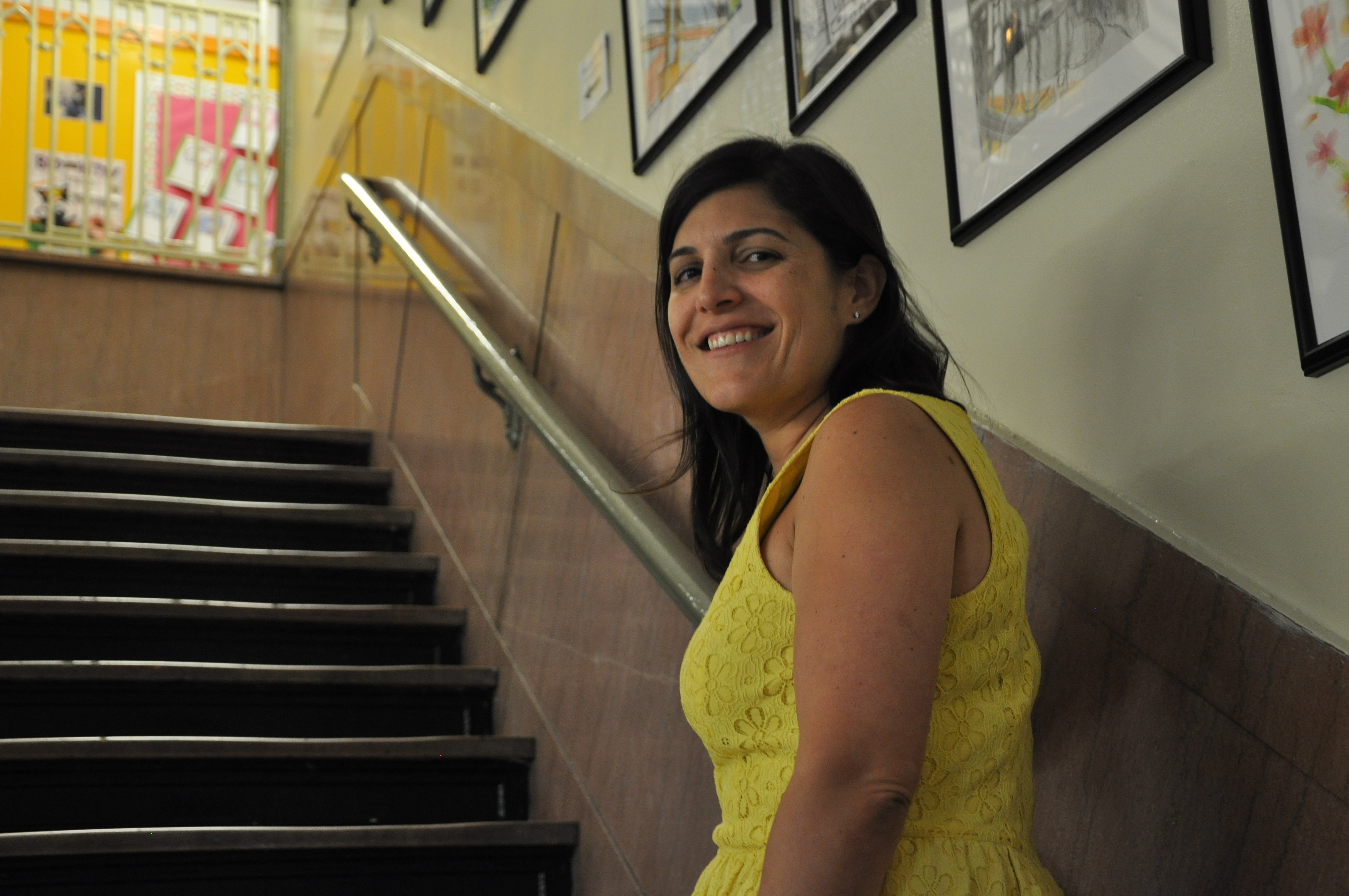 Founding principal leaves behind vision for Girls Prep