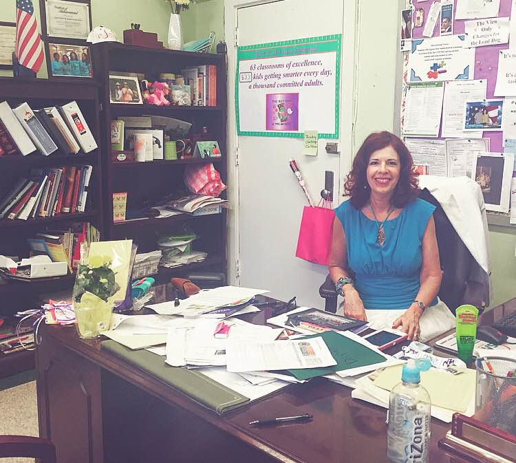 P.S. 48 principal retiring after 31 years
