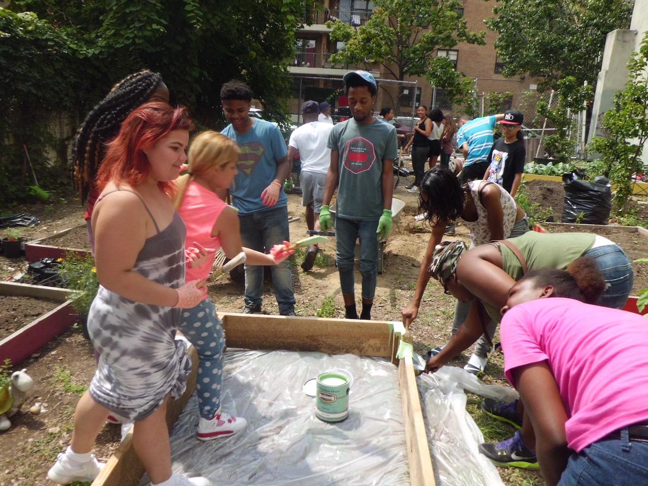 Break-ins decimate Longwood garden