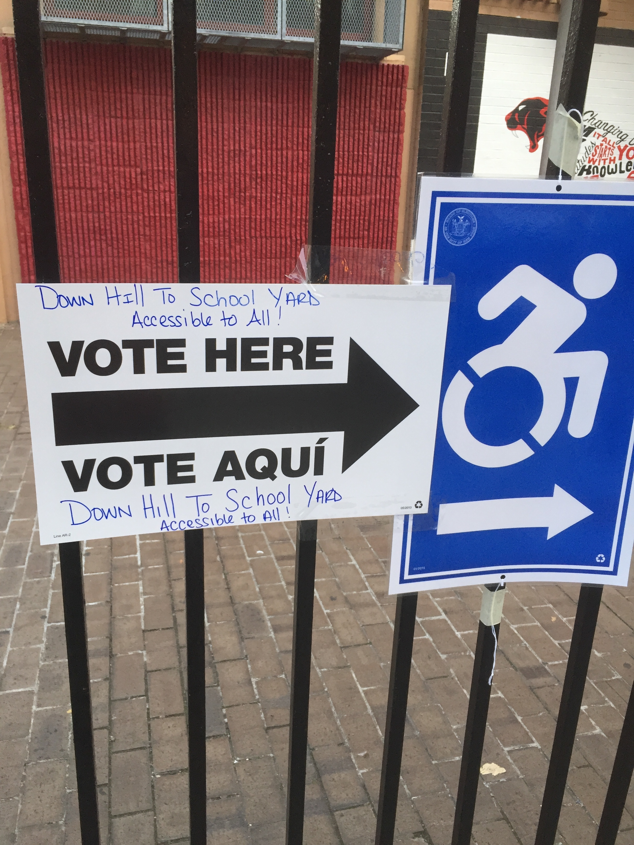 Presidential election results stun Hunts Point voters