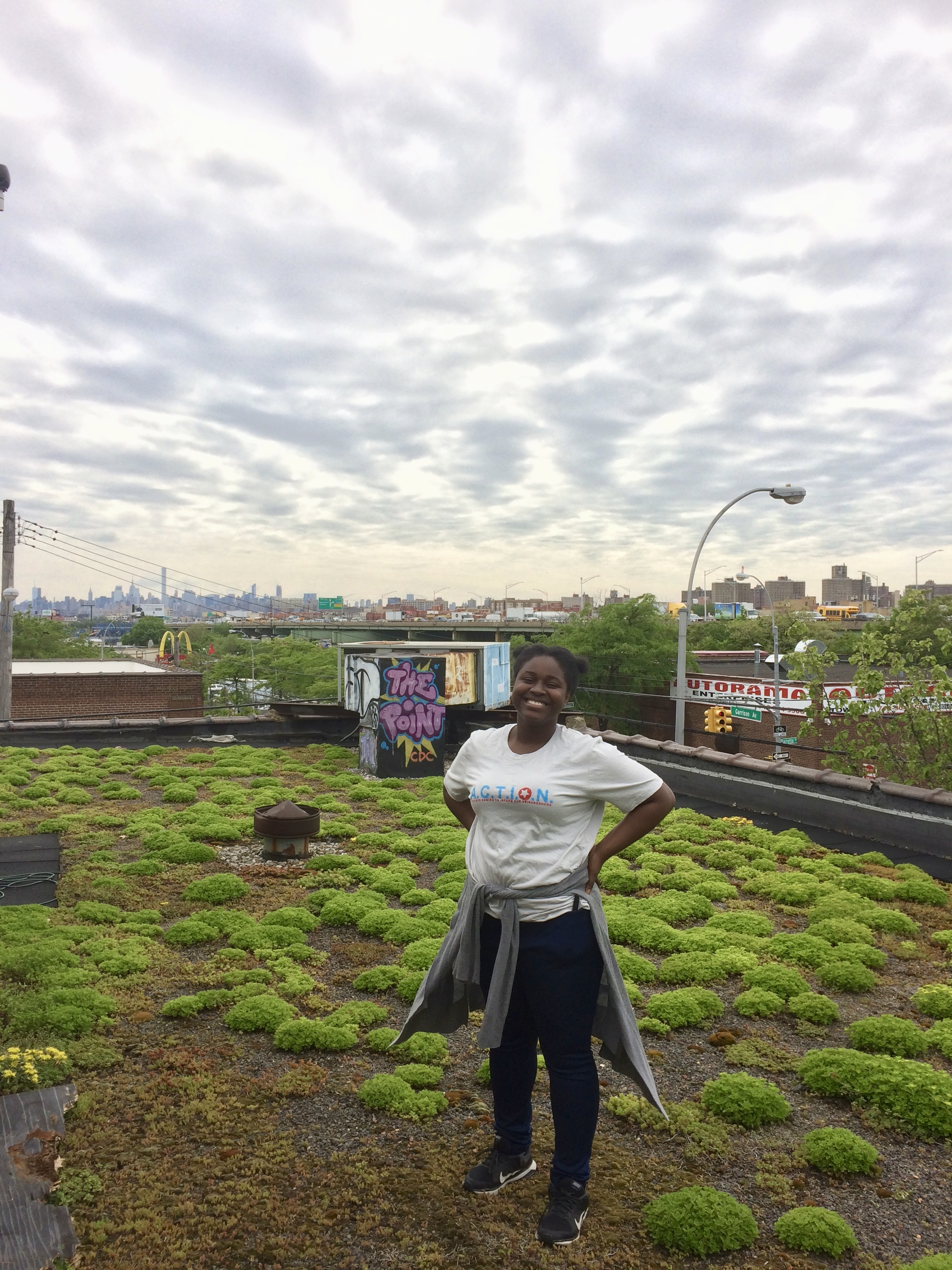 From Nigeria to Hunts Point, and beyond