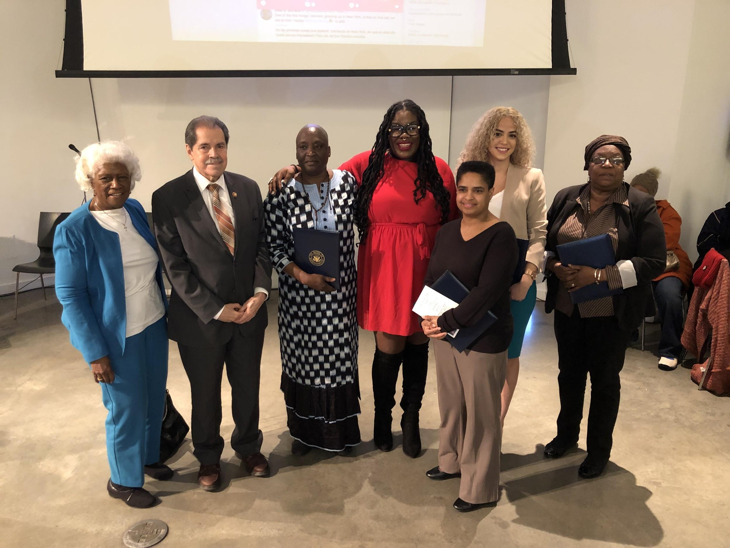 Powerful Bronx women honored