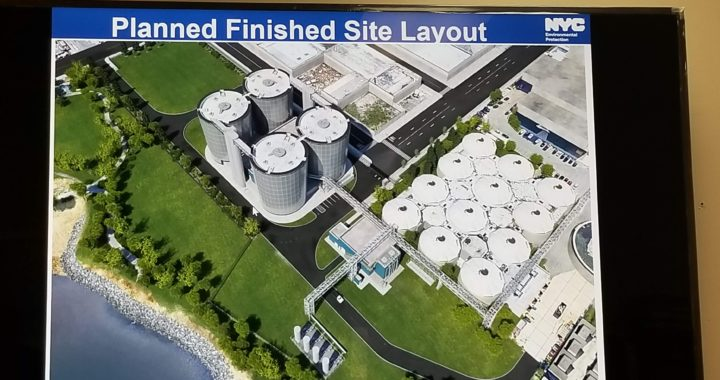 City unveils new design at wastewater treatment plant