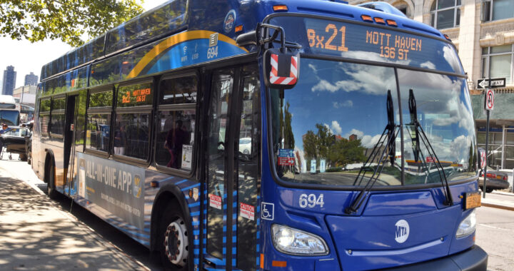 Final public hearing on Thursday for MTA's Bronx bus network redesign