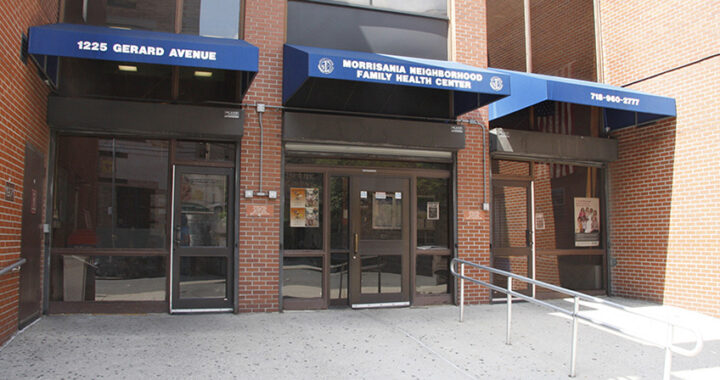 New testing site for coronavirus opens in Morrisania