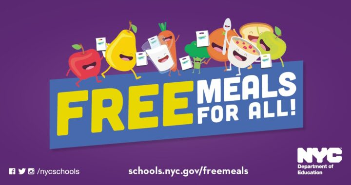 City says it will provide free meals for all New Yorkers
