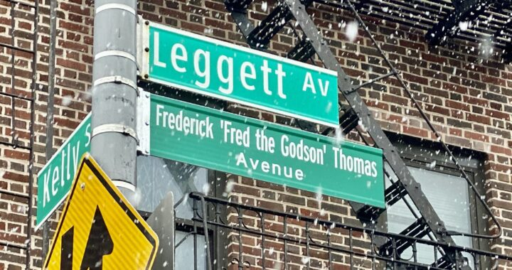 Late South Bronx Rapper Honored with Co-Street Name